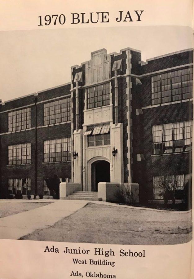 Ada Junior High West Building