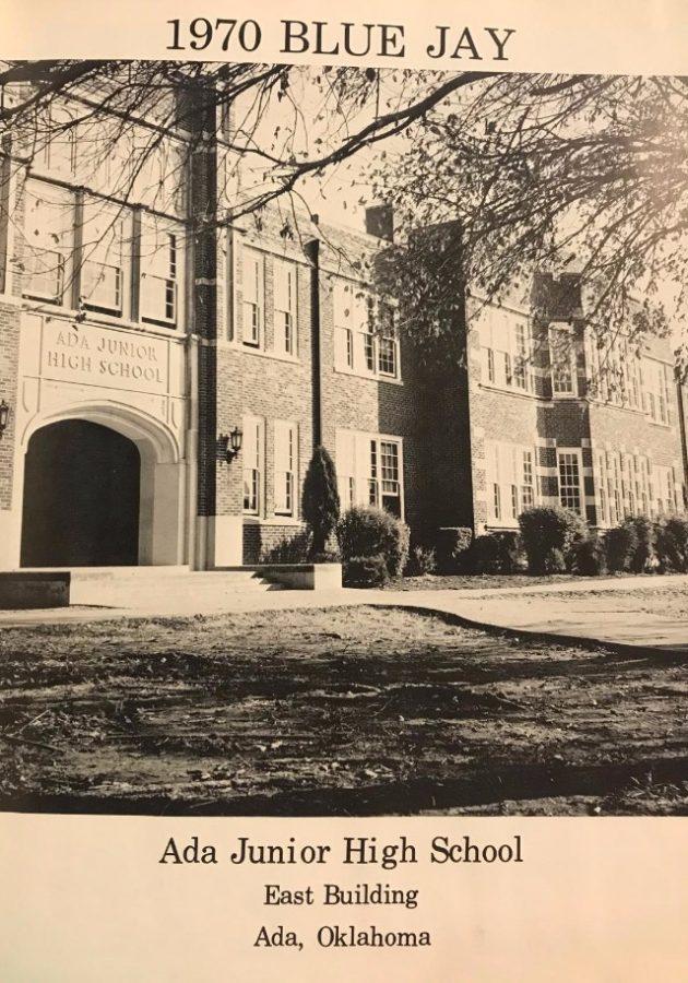 Ada Junior High East Building