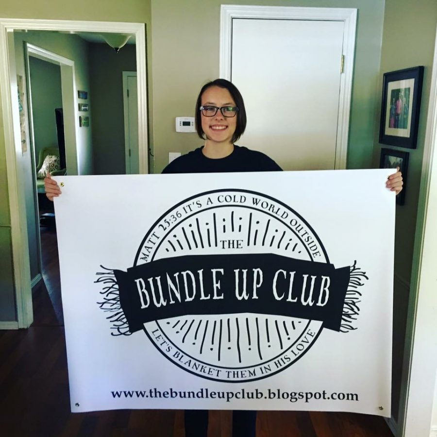 The+Bundle+Up+Club%2C++started+by+Maddie+and+Morgan+Manning%2C+recently+received+official+501C3+status+as+a+federally+recognized+non-profit+organization.