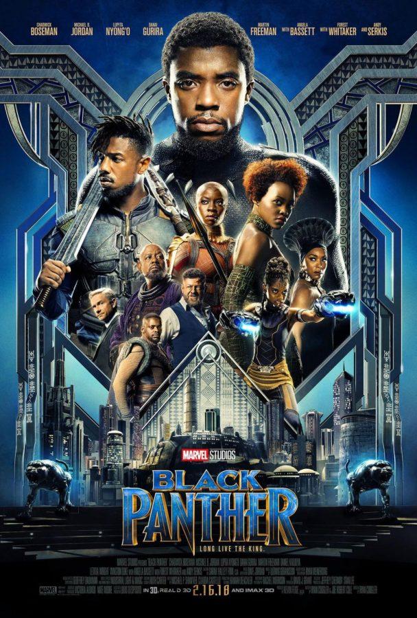 Black Panther makes movie magic
