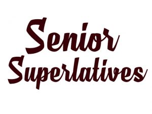 2020 Senior Superlative winners announced