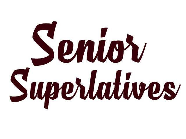 Senior Superlative winners announced