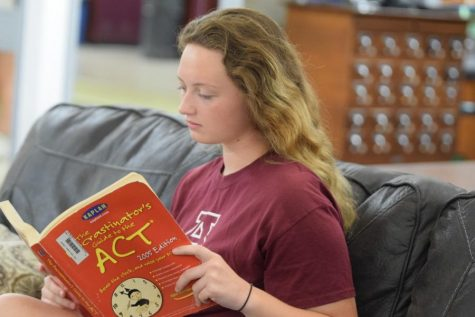 Over 1.6 million American teens are potentially stressed out each year taking the ACT.