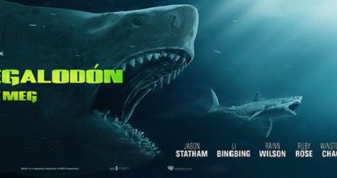 The Meg breaches local movie theaters