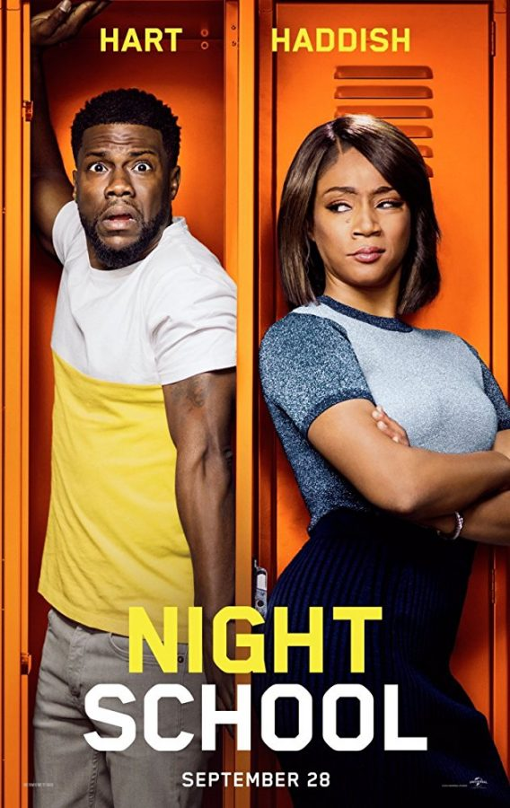 Night School delivers big laughs