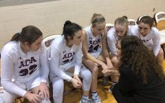Lady Cougars crush Panthers in rivalry game