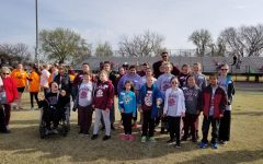AHS Special Olympians take to the track