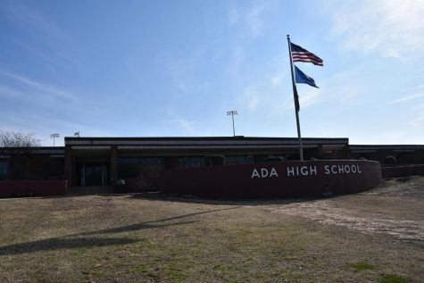 Ada Schools shut down from cold weather for first time