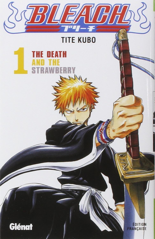 the picture shows ichigo as a soul reaper
