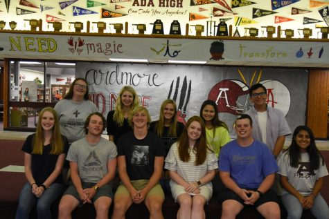 Ada High School Entrepreneurs: Colee Rogers