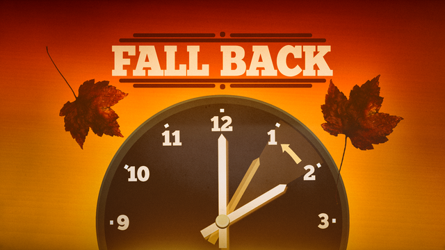 The benefits of the fall time change