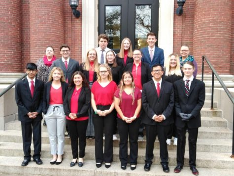 Ada Mock Trial sweeps first round of competition