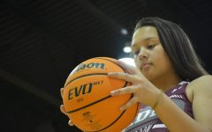 """As a new student at Ada High School I am really enjoying the new teachers. They are very helpful. I really like the off campus lunch, and I'm not really used to starting school so early or the different bell schedules and I'm not really used to that. I'm mostly excited about playing basketball and getting to be a part of a team."