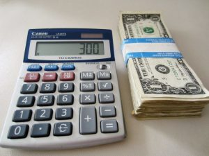 The weekly expenses of a high school student