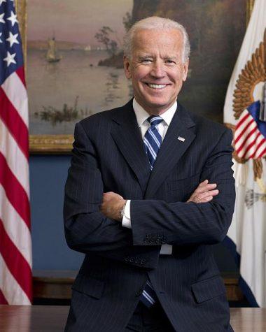 Official White House photo of President Joe Biden