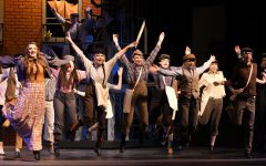 Through the Lens: Newsies Performance 3