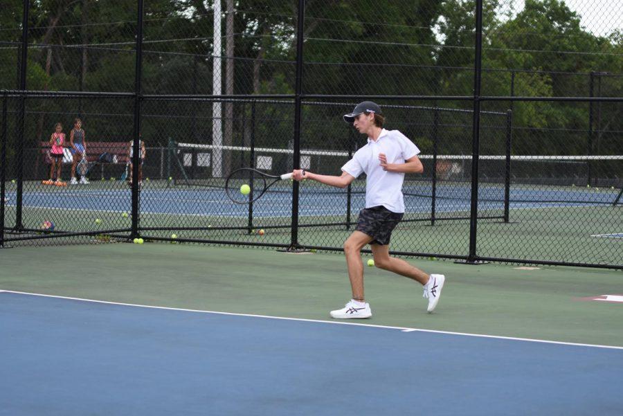 Cougar Tennis Update