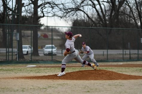 Cougar Baseball Report